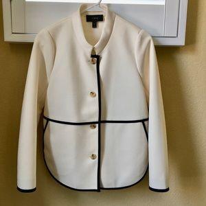 J.crew tux styled blazer jacket